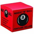 In the box magic 8-ball