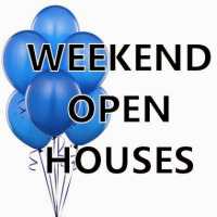 FREE lists of this Sunday's open houses